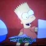 Bild zu Bart Simpson im Abspann