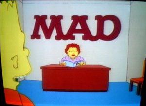 Bild von Bart beim MAD Office