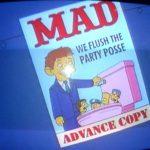 MAD Heft 'We flush the Potty Posse' Bild