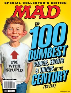 MAD — The 100 Dumbest