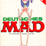 Deutsches MAD Magazin Nummer 1