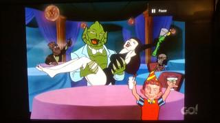 Daffy Duck's Quackbusters Filmausschnitt 3