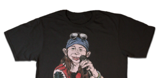 Axl E. Neuman Shirt