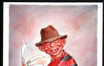 MAD Galerie Originalzeichnung - Freddy
