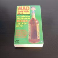 """Deutsches MAD Sammel Taschenbuch #4 (Erste Edition BSV/Williams), """"MAD Mini Müll"""""""