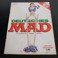 Deutsches MAD Nummer 1 !!! (BSV / Williams Serie)