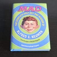 USA MAD Buch: The complete Half-Wit and Wisdom of Alfred E.Neuman
