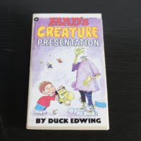 "US MAD Paperback ""MAD's Creature Presentation"" von Duck Edwing"