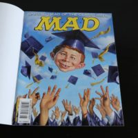 USA MAD Magazin Nummer 527 mit Subscription Schutzumschlag