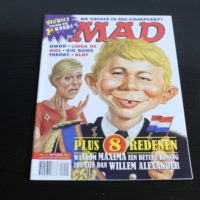 MAD Magazin #1, Holland (2.Edition)