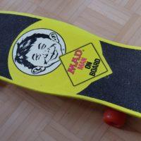 "MAD Skateboard ""MAD man on board"""
