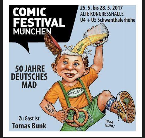 Comic Festival München