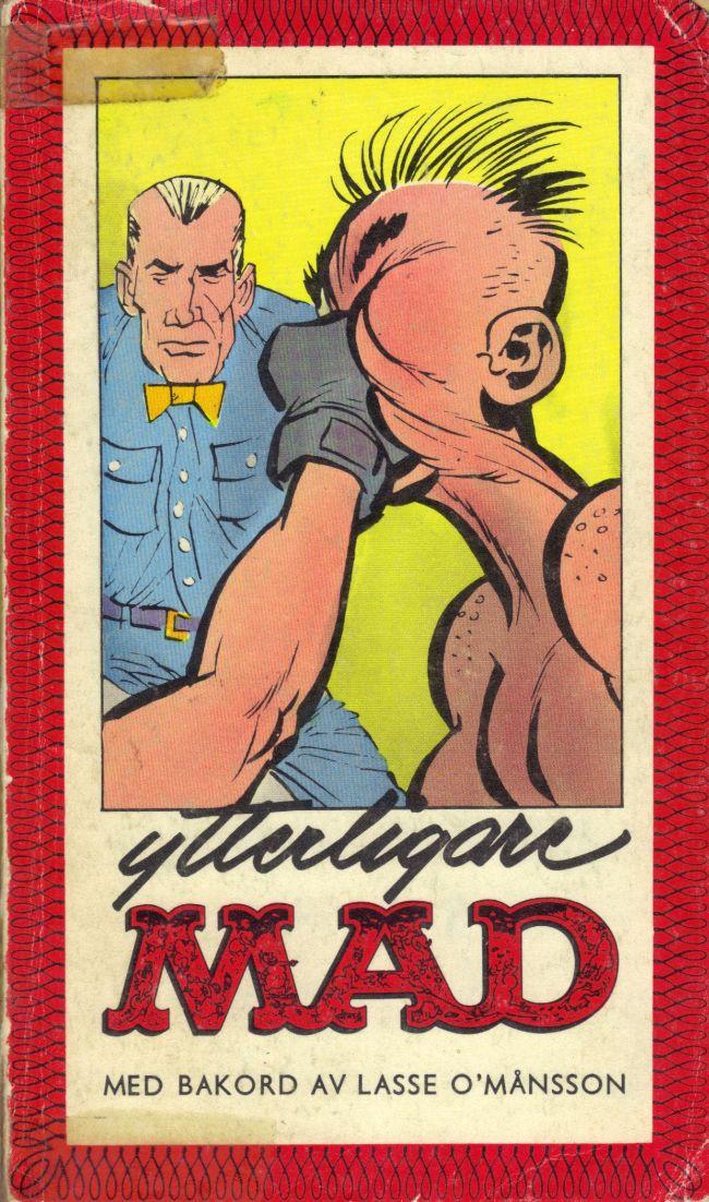 Schwedisches MAD Taschenbuch 1 Bild