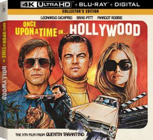 "Die Blu Ray Collector's Edition von ""Once Upon a Time in Hollywood"""