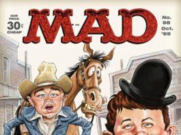 Titelbild des Mini MAD Magazins