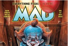 US MAD Magazine #10