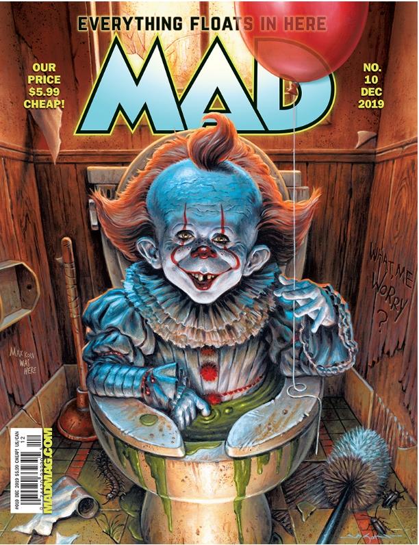 US MAD Magazine #10