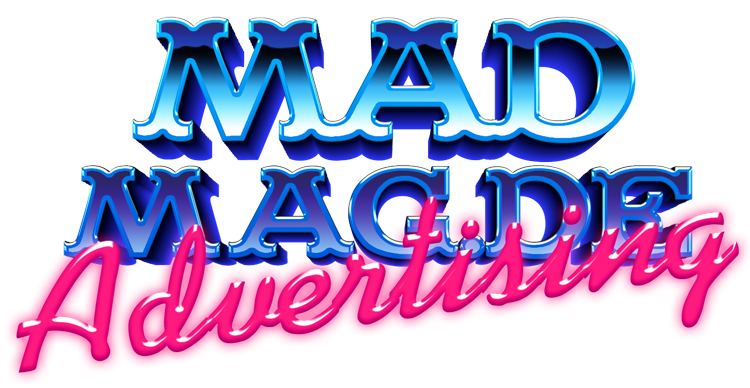 Advertising on MADmag.de Logo