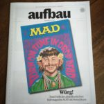 Aufbau Magazin mit MAD Thema