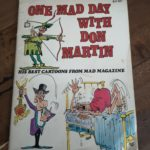 "Don Martin Buch ""One Day with MAD Don Martin"""