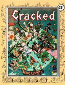 Das erste Cracked Magazin von 1958