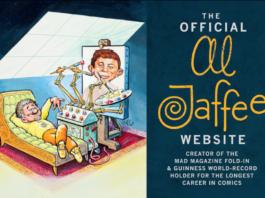 Neue Webseite von Al Jaffee online