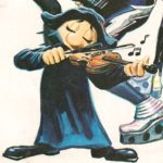 Crazy Maskottchen #1: Irving Nebbish