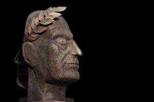 Julius Caesar Skulptur