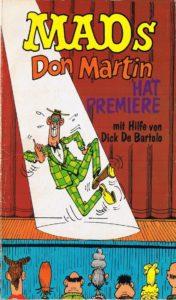 Das erste Don Martin Taschenbuch aus Deutschland